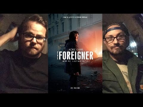 Midnight Screenings - The Foreigner