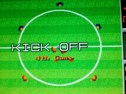 Juegos Tehkan World Cup Classic Gameplay Mame Futbol Soccer