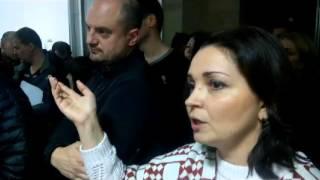 Крупа Андрей Романович на собрании ОСББ ЖК