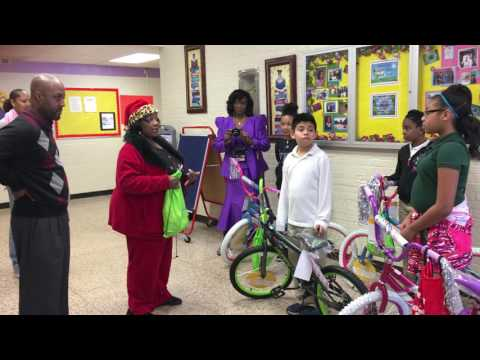Howey Hudson Lowe Foundation Help A Child Ride 2016-Farrington Elementary School HD