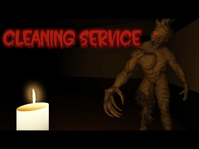 CLEANING SERVICE Gameplay
