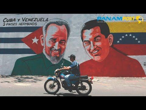 """""""Venezuela ya es como Cuba"""""""