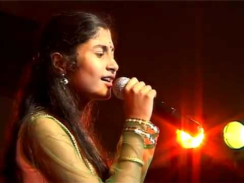 ALKA AJITH Singing a Christmas Song
