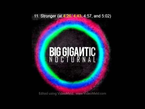 Recurring Theme in Big Gigantic -- Nocturnal