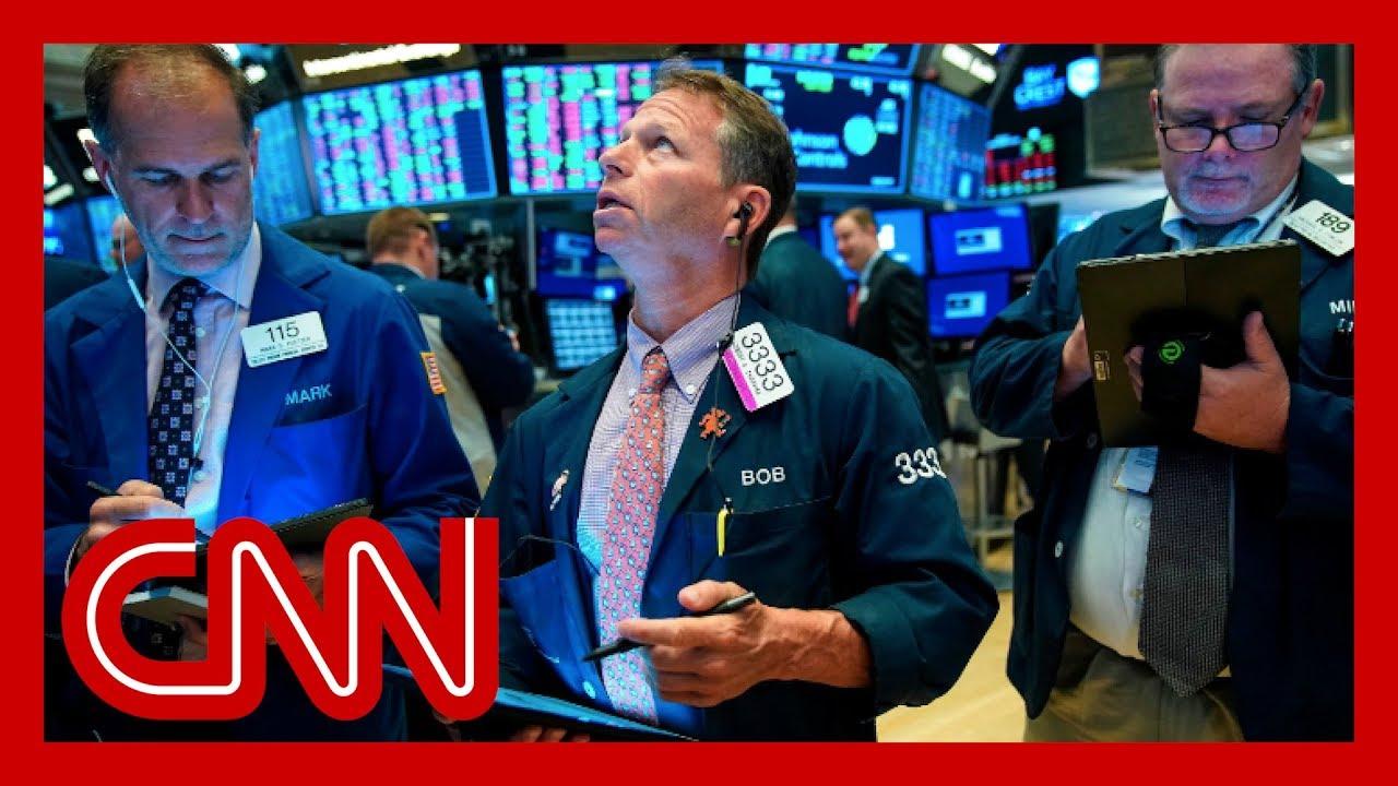 CNN:CNN reporter on Wall Street: It was a bloodbath