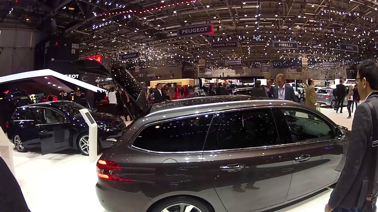 Nouvelle Peugeot 308 Sw Break Magnifique Youtube Connect France