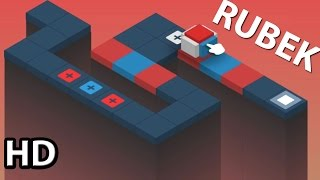 Rubek || Minimalist Cขbe Rolling Color Puzzle Game