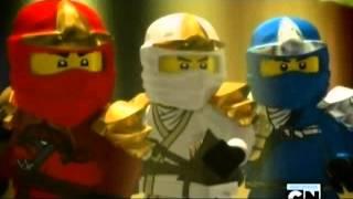 nuevo ninjago video musical