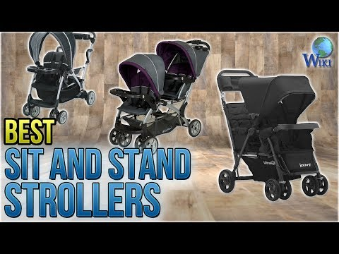 7 Best Sit And Stand Strollers 2018