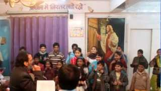 Dharti Pe Chaayi Hai Khushi - Christmas Song - Amazing Grace India