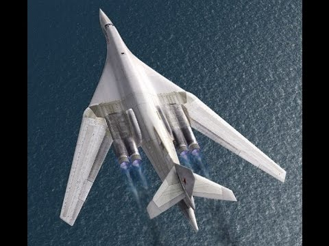 Tupolev TU 160 BlackJack, Supersonic Bomber From Russia