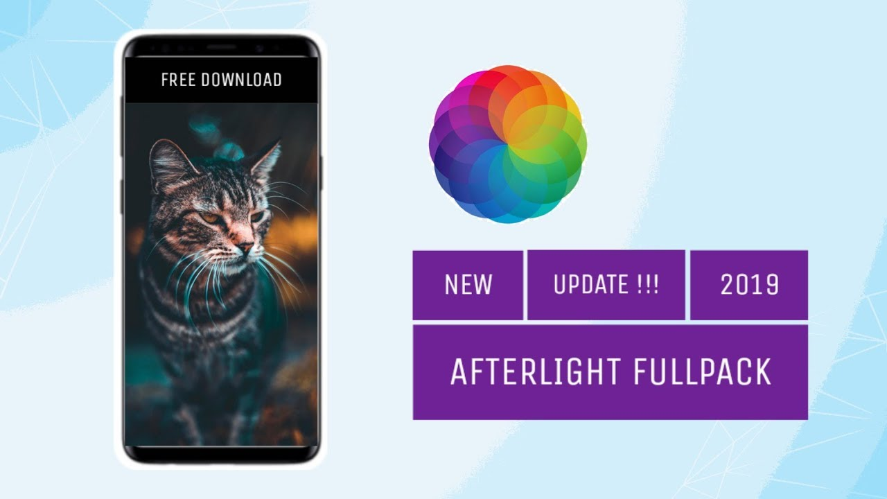 NEW UPDATE 2019!!! Afterlight Premium Fullpack Free Download