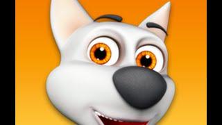 Моя говорящая собака - Купаем и кормим собаку - My Tilking Dog - Android GamePlay