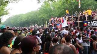 Eastern Parkway - West Indian Parade - Laborday 2013