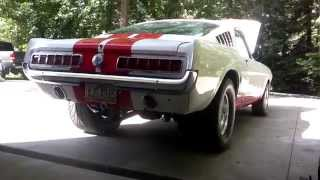 1965 mustang fastback 427W