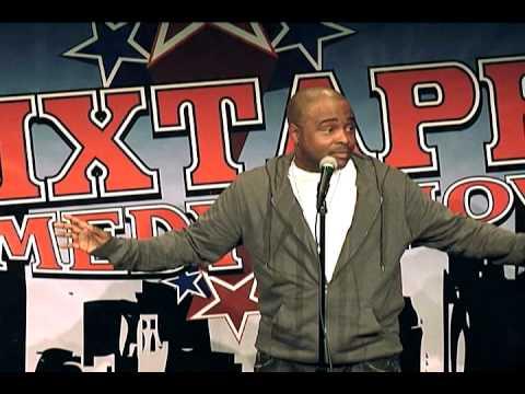 Mixtape Comedy   Alex Thomas, Part 1