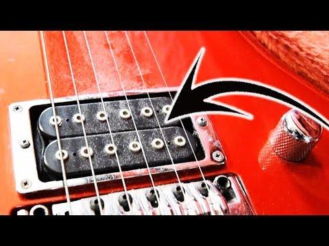 Nettoyage INTÉGRAL d'une guitare électrique !