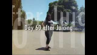 Juicing Reboot 2013 Before and After 60 Days!