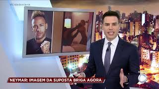 Caso Neymar: Advogada do jogador fala com jornalistas