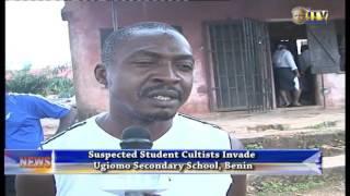 Suspected Student Cultists Invade Ugiomo Secondary School, Benin