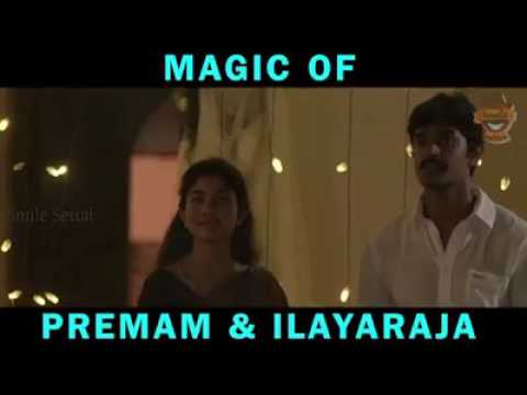 Premam climax with magical music