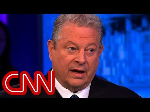 Al Gore: Trump should fire Scott Pruitt