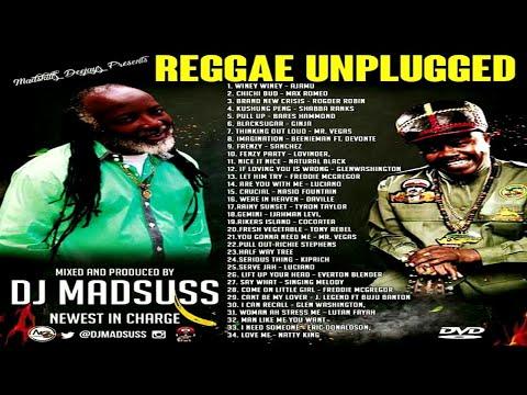 OLDSCHOOL REGGAE MIX - Reggae Unplugged! DJ MADSUSS