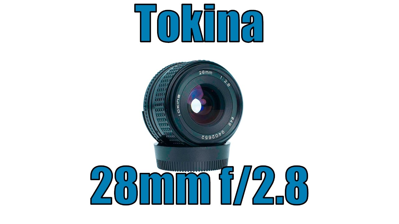 Tokina 28mm f/2.8 Nikon F-Mount Lens Review - YouTube