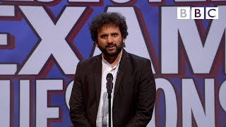 Rejected exam questions | Mock the Week - BBC