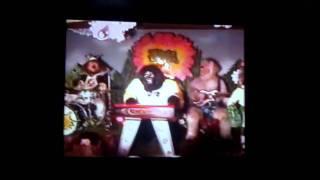 Rock-a-fire Electric Feel