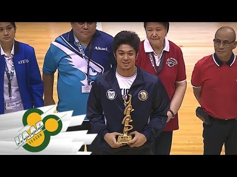 Men's Finals Awarding | UAAP 80 Exclusives