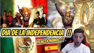 ESPAÑOL REACCIONA A EL DÍA DE LA INDEPENDENCIA DE MÉXICO ! (DOCUMENTAL) PARTE 3 | JON SINACHE