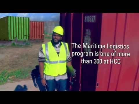 Maritime Logistics at HCCS