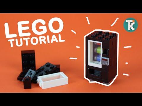 LEGO Vending Machine (Tutorial)