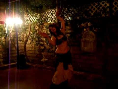 Laura Johnson InTo it Tribal Nights
