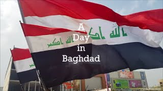 A Day in Baghdad  |  IraqiPlatform  |  (Ceaser Vlog#1)