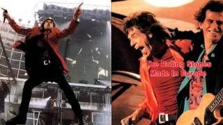 The Rolling Stones Voodoo Lounge Tour 1995 Luxembourg - Go wild