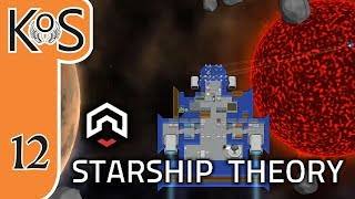 Starship Theory Ep 12: LESSONS LEARNED - Colony Builder/Survival, Let
