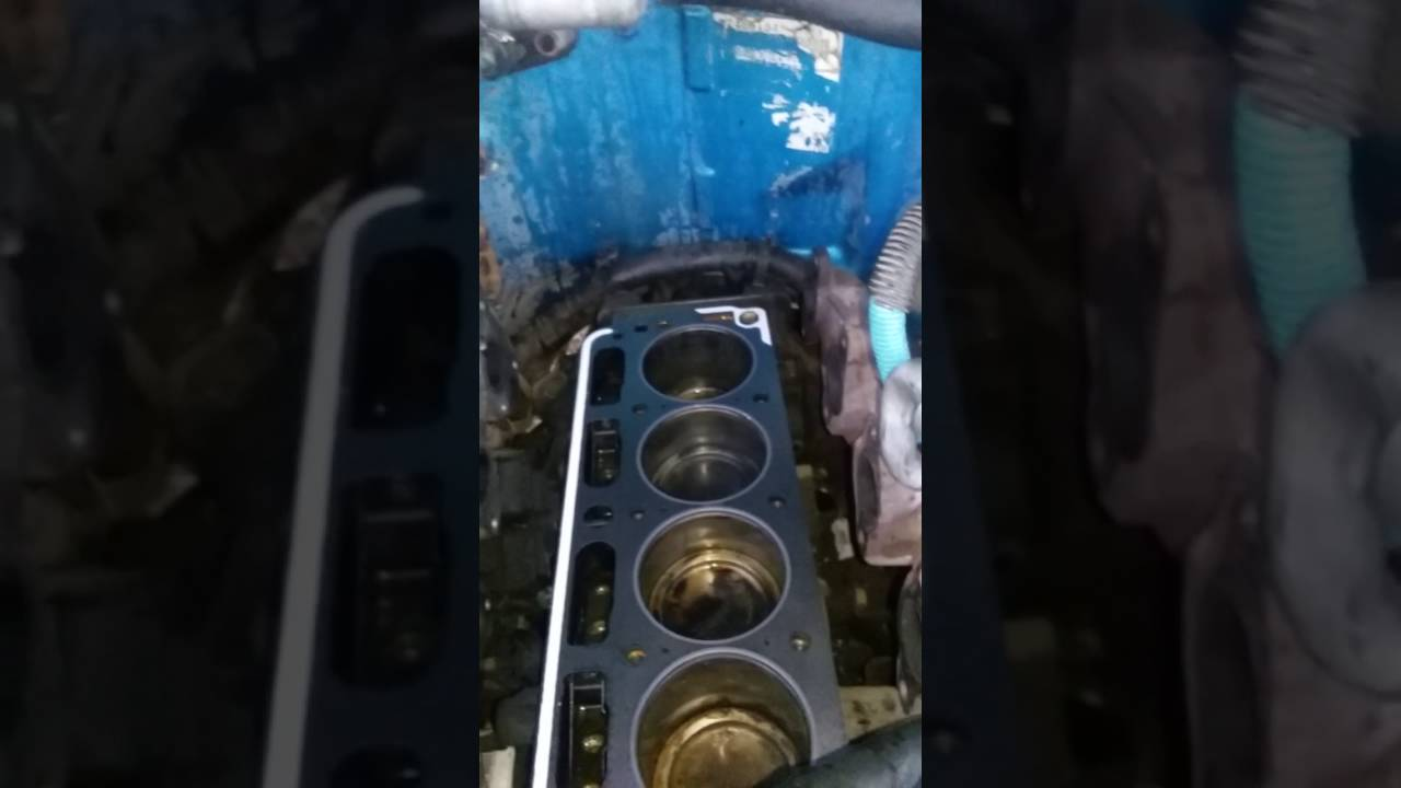 96 Chevy S10 2 2 How Torque Head Bolt Specific