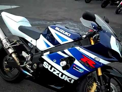 MB Motorsports - 2004 Suzuki GSXR 1000 Mladin Tinton Falls