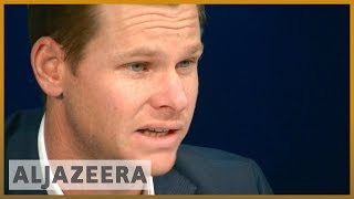 🇦🇺 Banned Australian cricket trio apologise for cheating scandal | Al Jazeera English