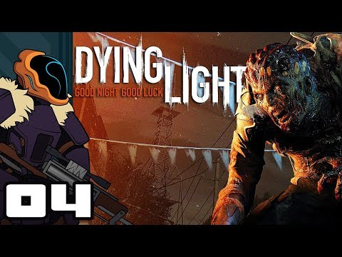 Let's Play Dying Light [Co-Op] - PC Gameplay Part 4 - If Mama Aint Happy...