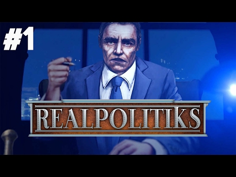 Realpolitiks - PART #1 - Political Strategy Simulation Game