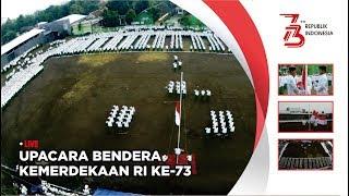 FULL Upacara Pengibaran Bendera HUT RI 73 Pondok Pesantren Sidogiri