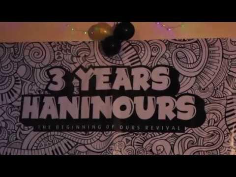 HIGHLIGHT 3 YEARS ANNIVERSARY HANINOURS