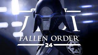 FORTECA INKWIZYTORÓW! | Star Wars Jedi: Fallen Order [#24]