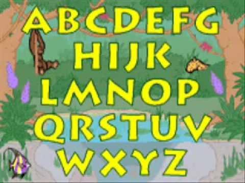 Learn How To Read Abc Alphabet