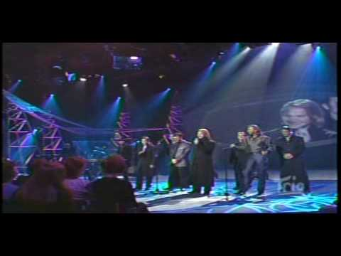 Bee Gees with Boyzone - Words.mpeg