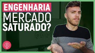 QUEM FAZ ENGENHARIA FICA DESEMPREGADO ?? - MERCADO DE TRABALHO ENGENHARIA