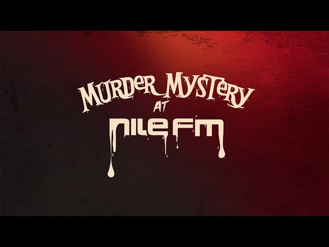 TRAILER: A Choose Your Own Adventure Murder Mystery